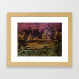 10061 Framed Art Print
