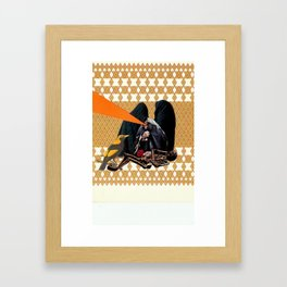 good mourning  Framed Art Print