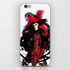 Mask 10 iPhone & iPod Skin