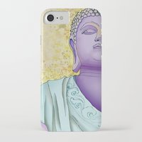 buddhism iPhone & iPod Cases featuring Buddhism by Handsomecracker