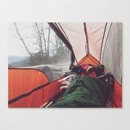 Cheoah Bald •Appalachian Trail Canvas Print