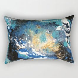 From Beyond - Abstract Universe View Rectangular Pillow