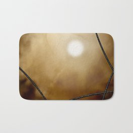 Glass Ceiling Bath Mat