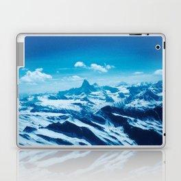 Winter Wonderland up in the Mountains #1 #art #society6 Laptop & iPad Skin