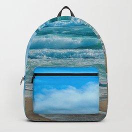sea beach Backpack