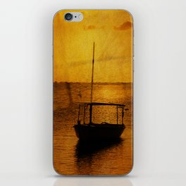 Dream Boat iPhone Skin