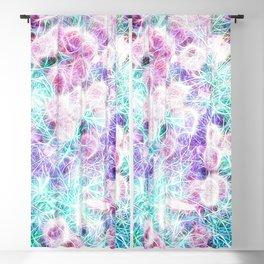 Plasma Forest Blackout Curtain