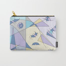Pastel Fun Carry-All Pouch