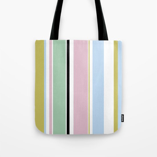 Pastel Stripes by thewildplum