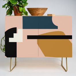 Shape study #2 - Lola Collection Credenza