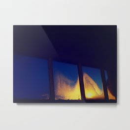 Fogged Perspective Metal Print