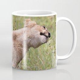 Silly lion cub Coffee Mug