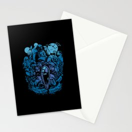 Sundered and Undone Stationery Cards