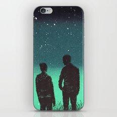 Awestruck Night iPhone & iPod Skin