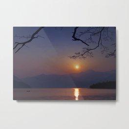 Sunset_16 Metal Print