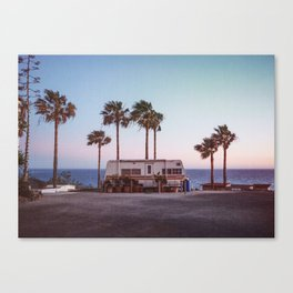 California wind Canvas Print