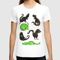 dinosaurs T-shirts featuring dinosaurs by Lara Paulussen
