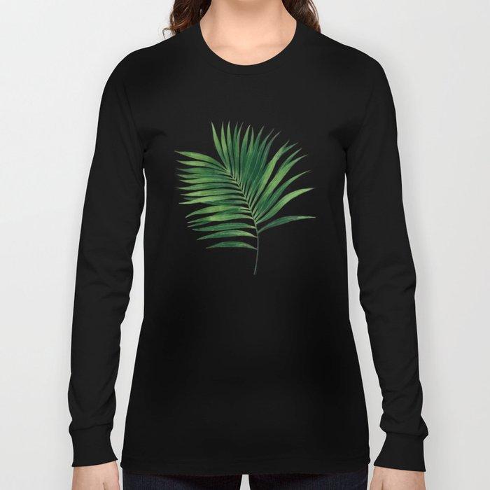 Palm leaves IV Long Sleeve T-shirt