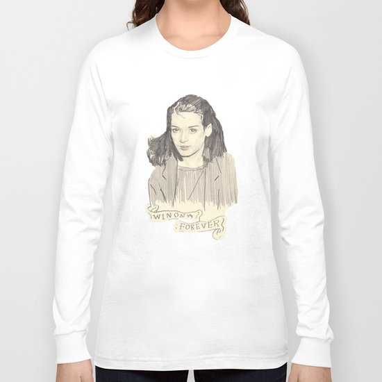 Winona Forever Long Sleeve T-shirt