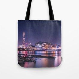 The Shard at Night Tote Bag
