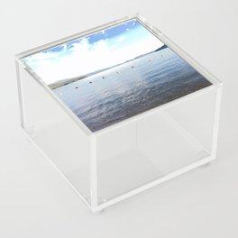 Lakeside at Priest Lake Acrylic Box