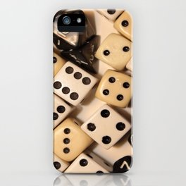Dice: The Gamer's Arsenal iPhone Case
