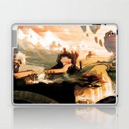 Fantastical Landscape Laptop & iPad Skin