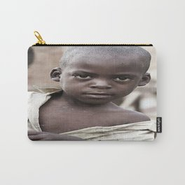 African Boy Carry-All Pouch