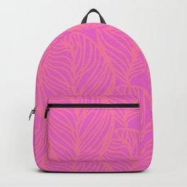 Petaluma, dayglo Backpack