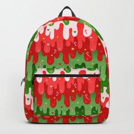 Christmas Slime Backpack