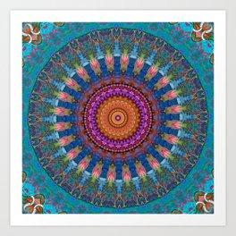 One Bright Day Art Print