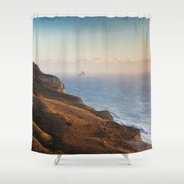Lost Coast Shower Curtain