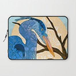 Egret Sun Laptop Sleeve