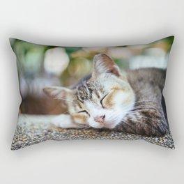 Peace Sleep Rectangular Pillow