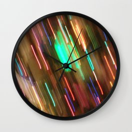 Showers of Blessings Wall Clock