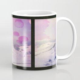 Aerial Daydreaming: parachutes Coffee Mug