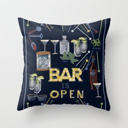 Time Out! Throw Pillow