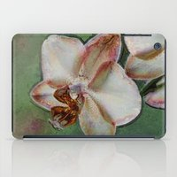 orchid iPad Cases featuring Orchid by LoRo  Art & Pictures