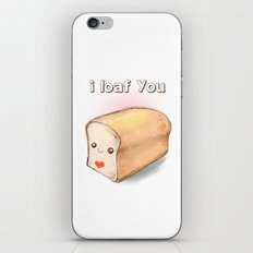 i loaf you iPhone & iPod Skin