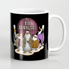 The Big Kowalski Coffee Mug