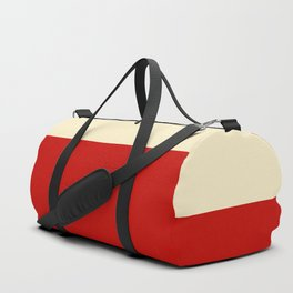 Four Colors Duffle Bag