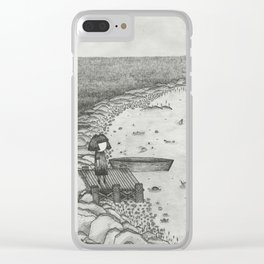 Dock Clear iPhone Case