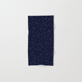 Chemicals and Constellations Hand & Bath Towel