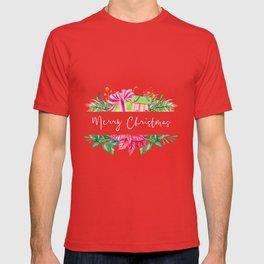 Merry Christmas Design Elements 1 T-shirt