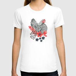 Wyandotte Chicken T-shirt