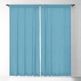 To breathe the ocean air Blackout Curtain