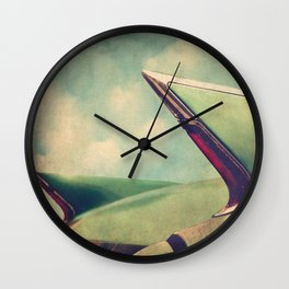 Cadillac Coup DeVille  Wall Clock