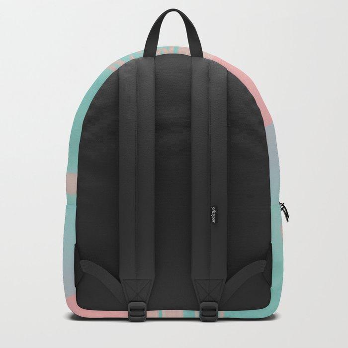 Pink Beach Backpack