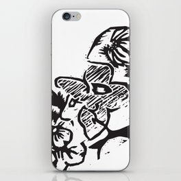 Blossomers iPhone Skin