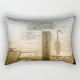 BE STILL... Rectangular Pillow